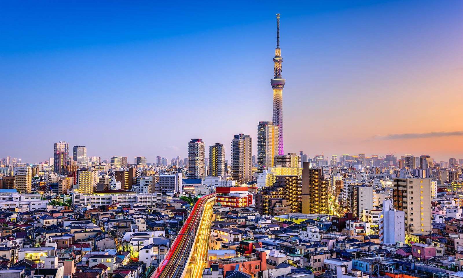 Kết quả hình ảnh cho tokyo skytree