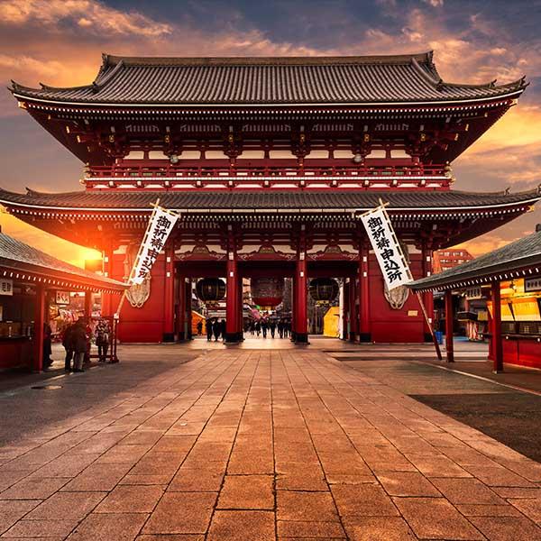Sensoji Temple (Asakusa Temple)